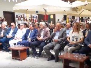 Akhisar Tarihi Lokum Atölyesi Dombaycıoğlu Hanı'nda açıldı