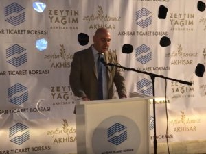 Akhisar Ticaret Borsası 2018 ödül töreni