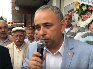 Cumhuriyet Halk Partisi Manisa 2. Sıra Milletvekili adayı Ahmet Vehbi Bakırlıoğlu seçim bürosu açılış töreni