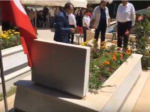 15 Temmuz Şehitleri Anma, Demokrasi ve Milli Birlik Günü şehitlik ziyareti ile başladı