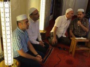 15 Temmuz Şehitleri adına Akhisar Paşa Camiinde mevlit okutuldu