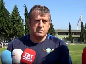 Akhisarspor, Beşiktaş maçı hazırlıklarını sürdürüyor, Safet Susic röportaj