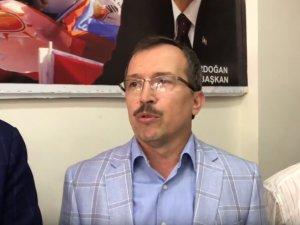 AK parti Akhisar ilçe teşkilatı 17. Kuruluş yılını kutladı