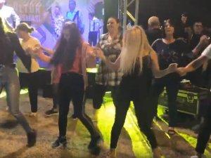 Akhisar Belediyesi Kültür Buluşması Balkan Göçmenleri gecesi
