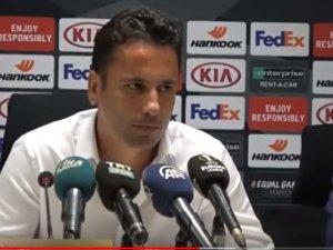 UEFA Avrupa Ligi J Grubu 1. Hafta Akhisarspor, Krasnodar maçı ardından