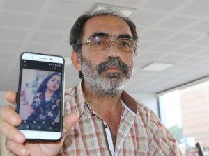 Akhisarlı gözü yaşlı baba halen kayıp kızını bekliyor