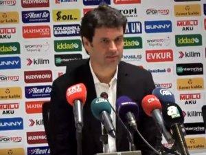 Akhisarspor, Trabzonspor maçı ardından 1-3 teknik direktör açıklamalar