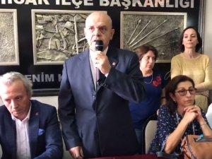 Bülent Sağlam, CHP'den Akhisar Belediye Başkan Aday Adaylığını açıkladı