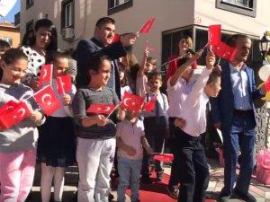 Akhisar GÜLENYÜZLER Özel Eğitim ve rehabilitasyon merkezi açılış töreni
