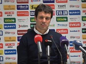 Akhisarspor, göztepe maçı ardından