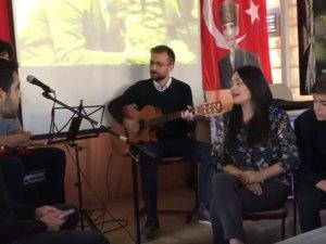 Özel Merkez'de konserli Cumhuriyet Bayramı kutlaması