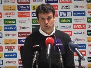 Akhisarspor, BB Erzurumspor maçı ardından