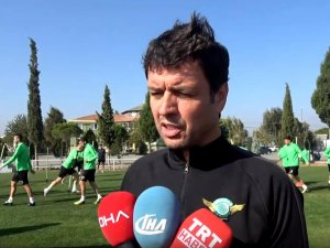 Akhisarspor, UEFA maçı Sevilla karşılaşmasıo hazırlıklarını sürdürüyor