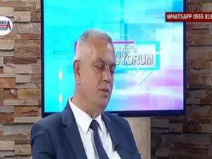 Konuşuyorum'un bu haftaki konuğu Esnaf ve Sanatkarlar Odası Başkanı Hasan Ali Men oldu