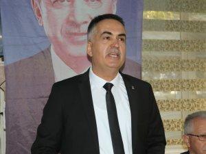 Recep İşçi, AK Parti'den Akhisar Belediye Başkan Aday Adaylığını açıkladı