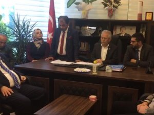 AK Parti'de Hüseyin Koçoğlu, Akhisar Belediye Başkan aday adaylığını açıkladı