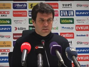 Akhisarspor Bursaspor maçı ardından 2-4