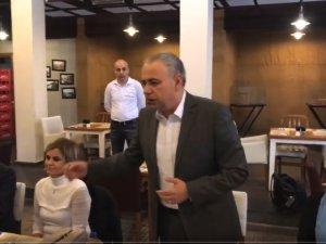 CHP Manisa Milletvekili Vehbi Bakırlıoğlu, Akhisar Belediye Başkan Aday Adayları ile buluştu