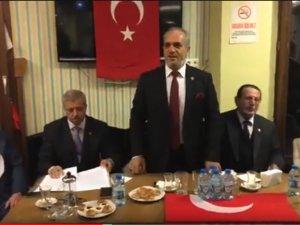 Akhisar Saadet Partisi Belediye Başkan Adayını tanıttı