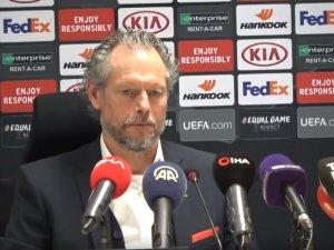 Akhisarspor, Standart De Liege maçı ardından