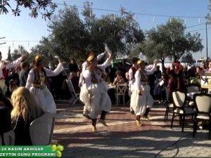 2018 yılı Akhisar'daki Dünya Zeytin Günü Kutlamaları