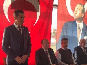 İYİ Parti Akhisar İlçe Teşkilatı tanıtım toplantısı