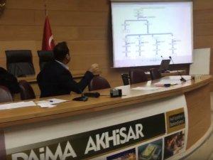 Akhisar Kent Konseyi Gençlik Meclisi seçimi yapıldı