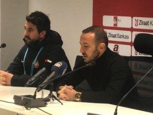 Akhisarspor, Fatih Karagümrük maçı ardından (1-0)
