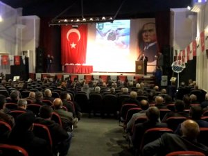 CHP'den Tarımsal Kalkınmada Belediyeciliğin Rolü paneli