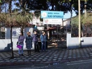 Akhisar Ülkü Ortaokulu yayların geçiş üstünlüğünü vurgu yaptı