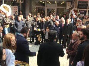 Akhisar Gonca Fotoğrafçılık açılış töreni