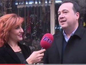 CHP Akhisar Belediye Başkan Adayı Besim Dutlulu Esnaf Ziyareti Gerçekleştirdi