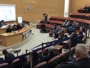 Akhisar Belediyesi 2014-2019 dönemi son meclis toplantısı yapıldı