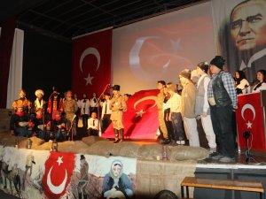 Akhisar Fevzi Keskinoğlu Anadolu Lisesi, 18 Mart Şehitleri Anma Günü ve Çanakkale Zaferinin 104 yılı