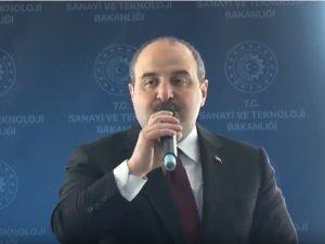 Bakan Kasapoğlu ve Varank Akhisar OSB'de iş adamları ile buluştu