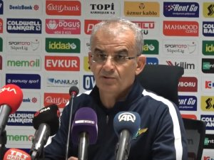 Akhisarspor, Antalyaspor maçı ardından (1-2)