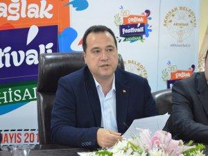 560. Çağlak Festivali Tanıtım Basın Toplantısı yapıldı