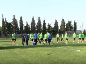 Akhisarspor, Yeni Malatyaspor maçı hazırlıkları