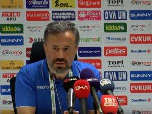 Akhisarspor, Evkur Yeni Malatyaspor maçı ardından