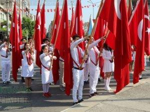 Atatürk'ü Anma ve Gençlik Spor Bayramı 100.yılını kutladık