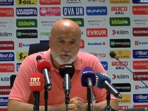 Akhisarspor, Kayserispor maçı ardından