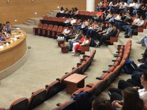 Akhisar Mimarlar Odası, Akhisar Belediye Meclis Salonu seminer