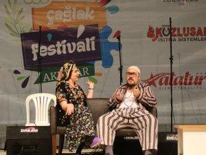560.Çağlak Festivali, Akhisar Gençlik Platformu Tiyatro Gösterisi