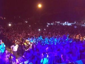 560. Çağlak Festivali, Dj turkuaz ve Eypio Konseri