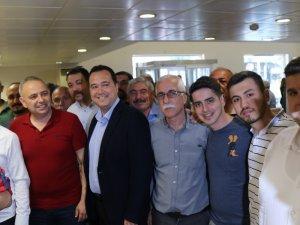 Akhisar CHP Teşkilatından, İmamoğlu'na bağış kampanyasına destek