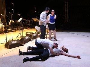 Akhisar Gençlik Platformu 560 Çağlak Festivali 24 Mayıs 2019 Tiyatro Gösterisi