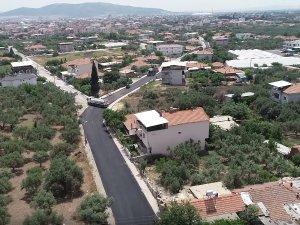 Akhisar Belediyesi, 2019 yılı asfalt yeni sezonu başladı