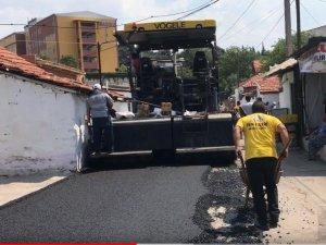 Başkan Dutlulu, asfalt sözünü tutuyor