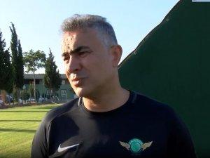 Akhisarspor yeni sezon çalışmalarına başladı
