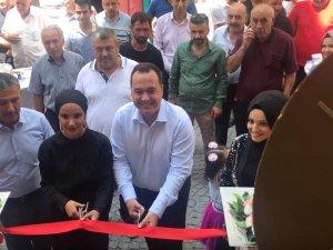 Akhisar Sestra Butik açılış töreni